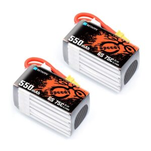 550mAh 6S 75C Lipo Battery (1szt)