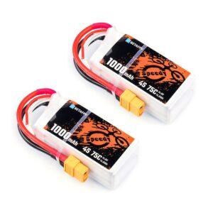 Akumulator 1000mAh 4S 75C
